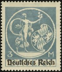 MiNr. 134 I