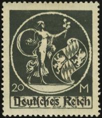 MiNr. 138 I