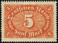 MiNr. 174 a