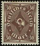 MiNr. 231 a