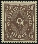 MiNr. 231 b