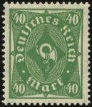 MiNr. 232 W