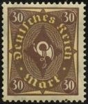 MiNr 208 W