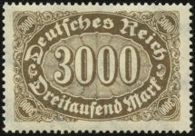 MiNr. 254 b