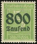 MiNr. 301 A