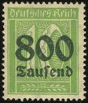 MiNr. 302 A