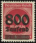 MiNr. 303 A