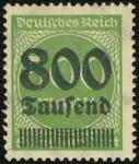 MiNr. 307 A