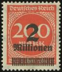 MiNr. 309 A P c
