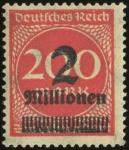 MiNr. 309 A W a