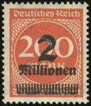 MiNr. 309 A W b