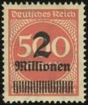 MiNr. 311 A