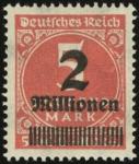 MiNr. 312 A a