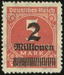 MiNr. 312 B