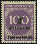 MiNr 331 b