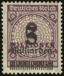 MiNr. 332 A W a
