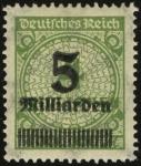 MiNr. 333 A P HT