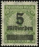 MiNr. 333 A P