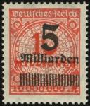 MiNr. 334 A P