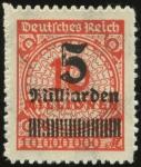 MiNr. 334 B P