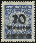 MiNr. 335 B P