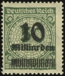 MiNr. 336 A P a