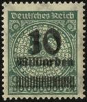 MiNr. 336 A W b