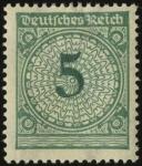 MiNr. 339 W a