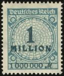 MiNr. 314 A P