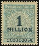 MiNr. 314 A W