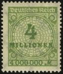 MiNr. 316 A P