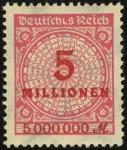 MiNr. 317 A P
