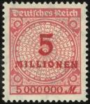 MiNr. 317 A W