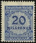 MiNr. 319 A P a