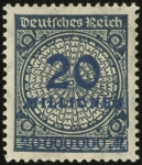 MiNr. 319 A W b