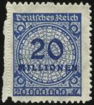 MiNr. 319 B P