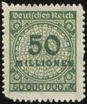 MiNr. 321 B P