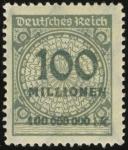 MiNr. 322 A P