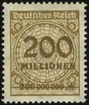 MiNr. 323 A P b