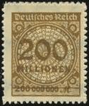 MiNr. 323 B P