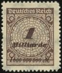 MiNr. 325 B P