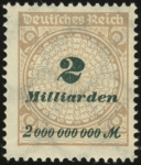 MiNr. 326 A P