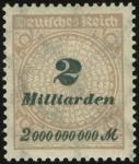 MiNr. 326 A W