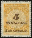 MiNr. 327 A P