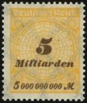 MiNr. 327 A W