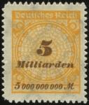 MiNr. 327 B P