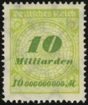 MiNr. 328 A P