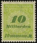 MiNr. 328 A W
