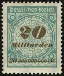 MiNr. 329 A P