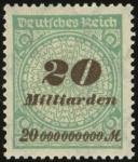 MiNr. 329 A W